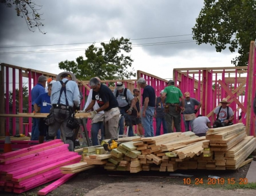 Habitat House Build #110